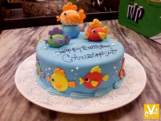 Cake Decorating Designs Fish Bjaydev for