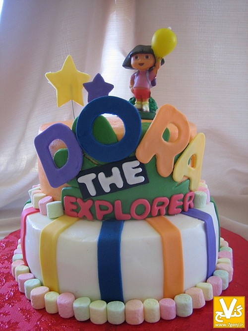 Cake Designs Dora The Explorer : ???????? ? ???????? ?????? ????? ??? ???? ???? ??????? / ??? 1