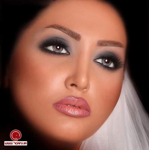 Image result for مدل آرایش صورت ملایم