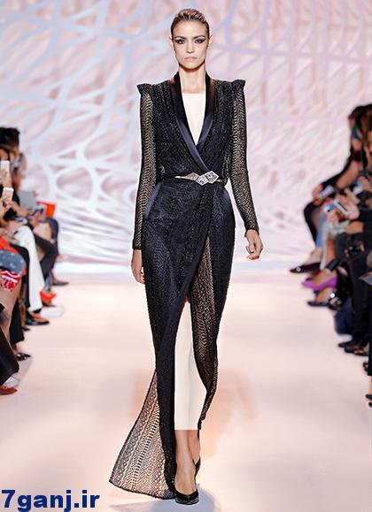 شیک ترین و زیباترین مدل های لباس شب دنیا / ۲۰۱۵