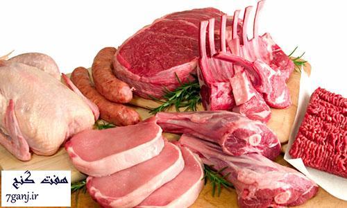 این قسمت از مرغ و گوشت را به هیچ وجه مصرف نکنید