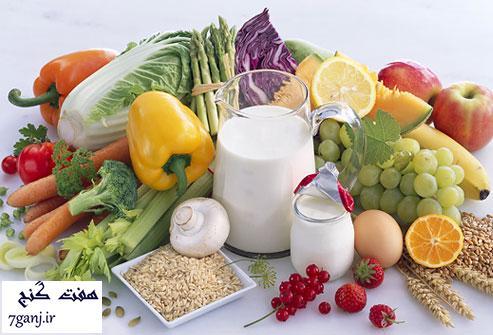 با مصرف این خوراکی ها سلامتی خود را تضمین کنید