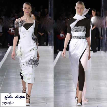سری جدید زیباترین مدل های پیراهن مجلسی زنانه ۲۰۱۵ – ۹۴