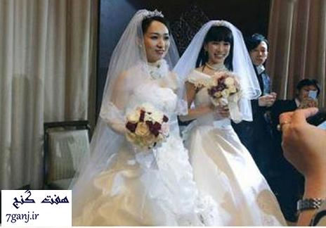 ازدواج ۲ بازیگر مشهور همجنس گرای ژاپنی !