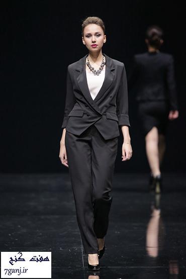 جدیدترین و شیک ترین مدل های کت و دامن و کت و شلوار زنانه ۲۰۱۵