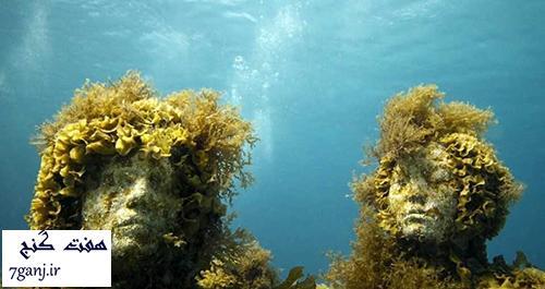 بزرگترین موزه زیر آب دنیا   تصاویر