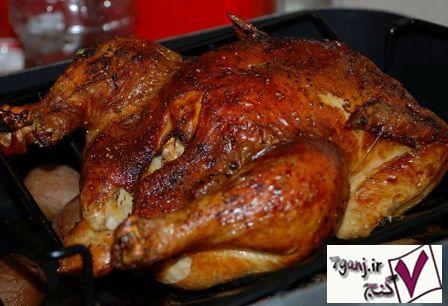 طرز تهیه چند نوع غذای خوشمزه و مجلسی با مرغ
