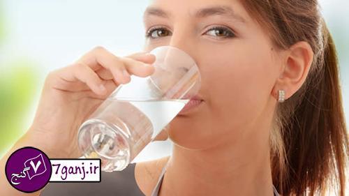 آیا نوشیدن آب قبل از غذا لاغر می کند ؟