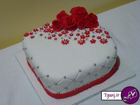 مدل های کیک نامزدی و سالگرد ازدواج