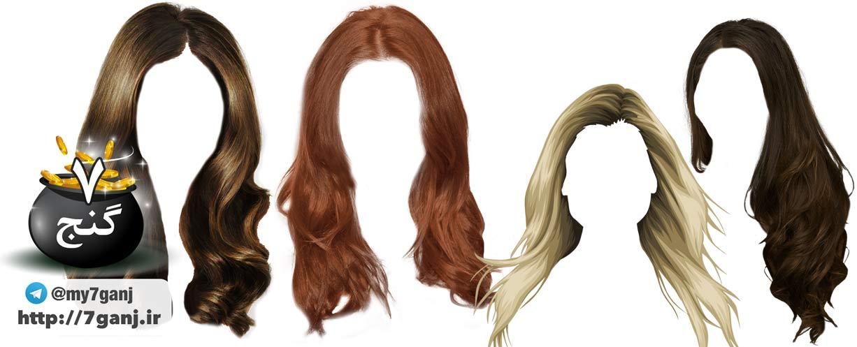 رنگ کردن مو با مواد طبیعی