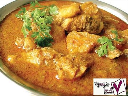 مرغ هندی
