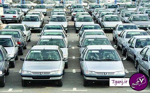 تولید روزانه ایران خودرو به زیر ۱۰۰۰ رسید !