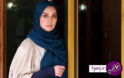 کشف حجاب بازیگر زن ایرانی در اینستاگرام   تصاویر