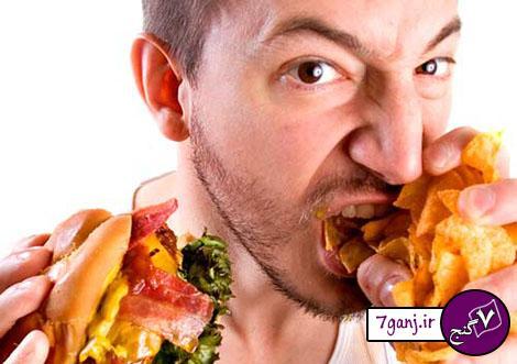 شناخت شخصیت افراد از نوع غذا خوردن آنها !