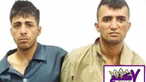 متهمان تجاوز در پراید شیشه دودی