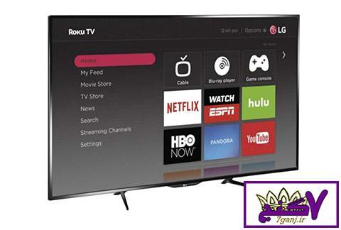 تلویزیون جدید LG که دنیا را غافلگیر کرده !