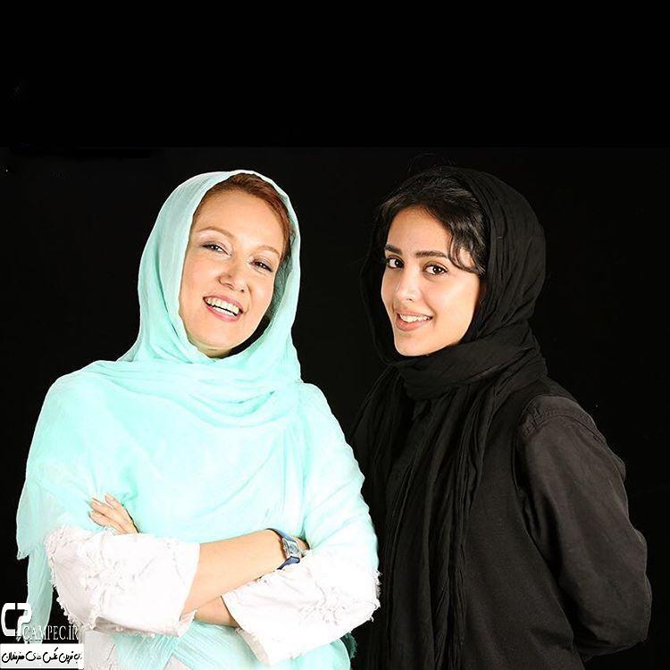 عکس جدید هنگامه حمیدزاده