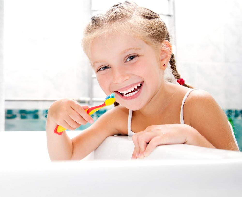 بهداشت دندان کودک