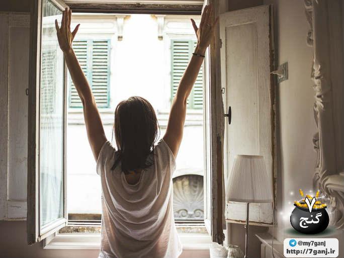 سرحال بیدار شدن و سحر خیز بودن