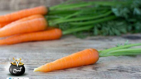 خواص و مزایای هویج