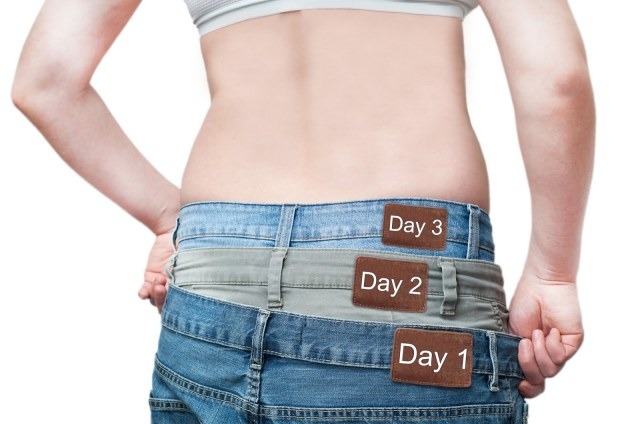 چرا وزن کم نمیکنم ؟