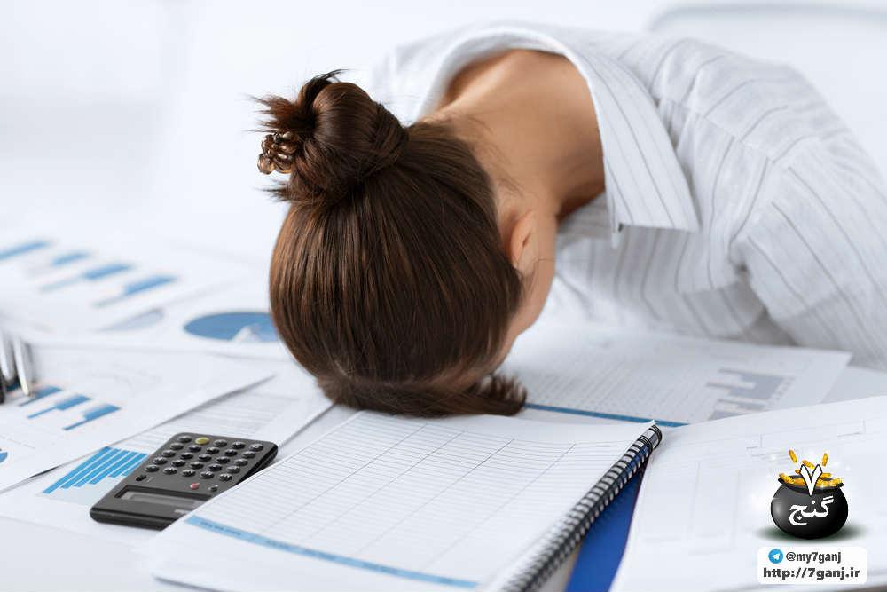 استرس کمتر کاهش استرس