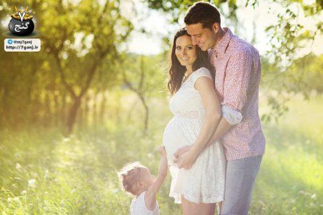 تغییرات بدن زنان در بارداری