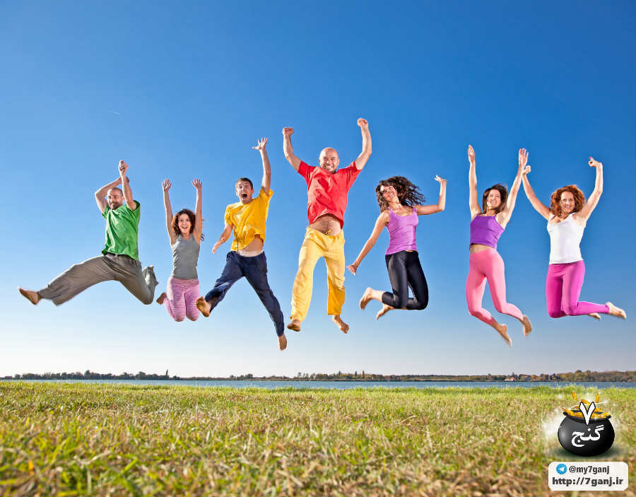 10 راز برای داشتن یک زندگی شاد و سالم