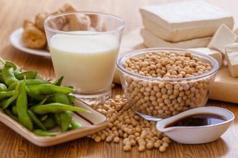 خواص تغذیه ای و بهداشتی سویا