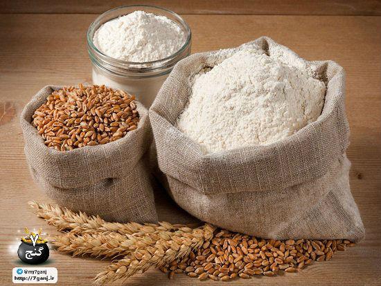 گندم و آرد گندم
