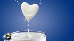 فواید و خواص شیر