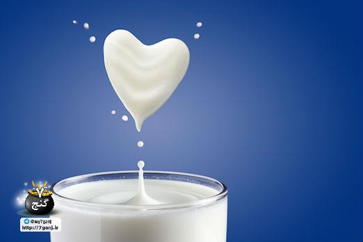 خواص و فواید شیر