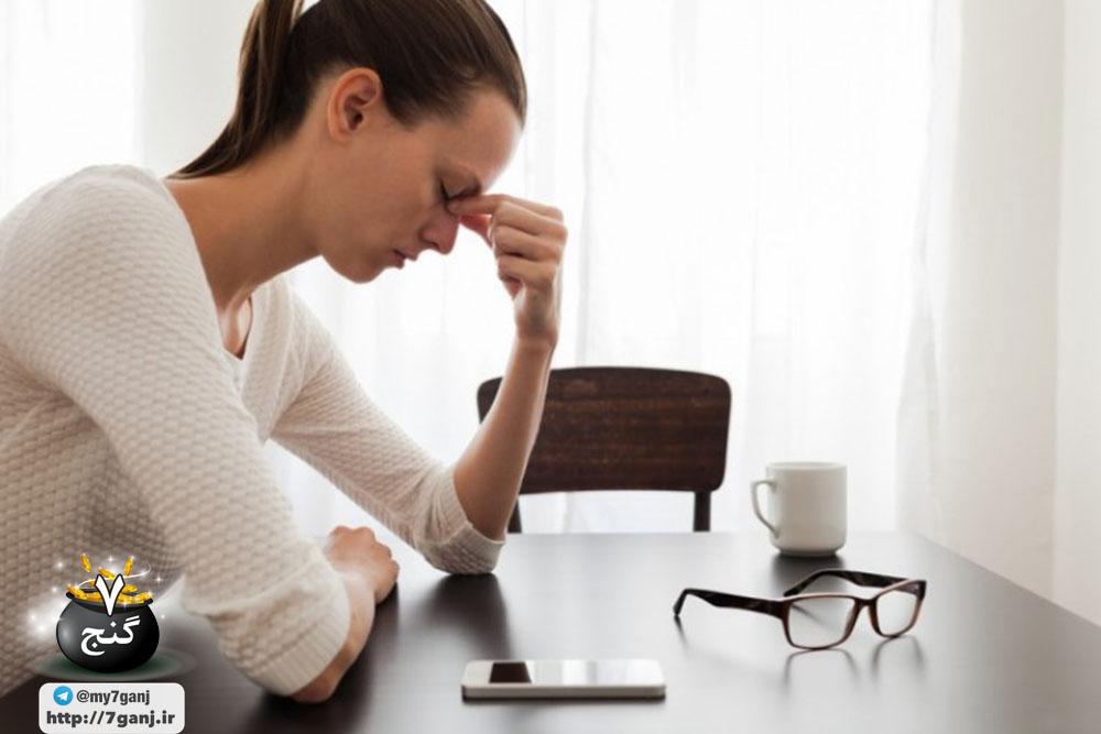 کاهش علائم افسردگی