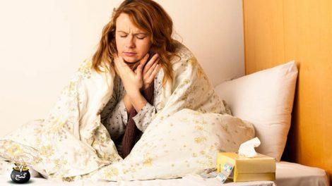 3 درمان طبیعی اثبات شده برای گلودرد