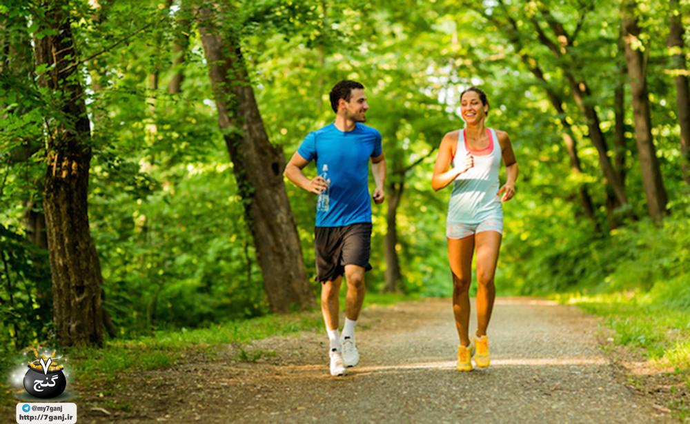 دویدن باعث طول عمر بیشتر است