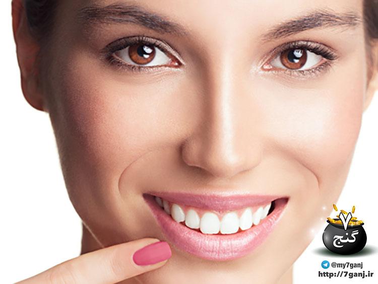 سه راه آسان برای سفید کردن دندان در خانه بصورت طبیعی