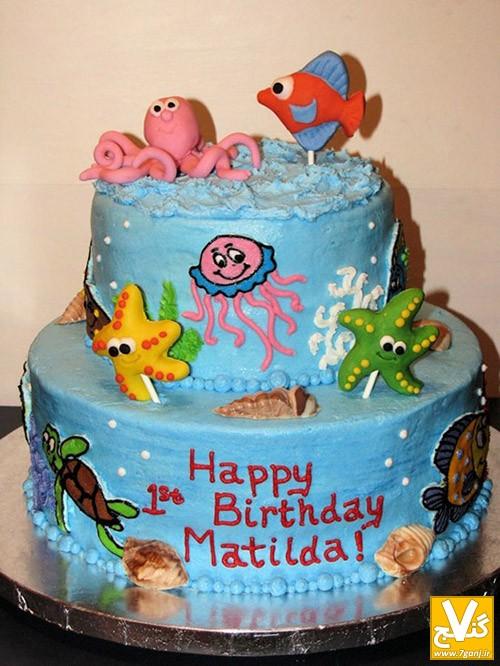 1st-fist-birthday-cake