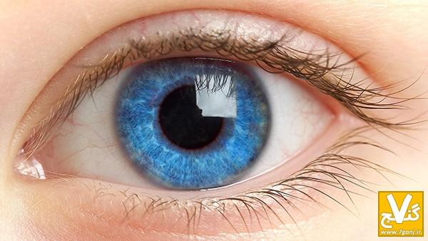 رنگ چشم و سلامتي - 7ganj.ir