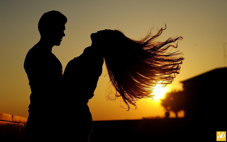 Love Wallpapers Sunset Hands Love Woman: دانلود زيباترين تصاوير پس زمينه عاشقانه براي دسكتاپ / سري 2