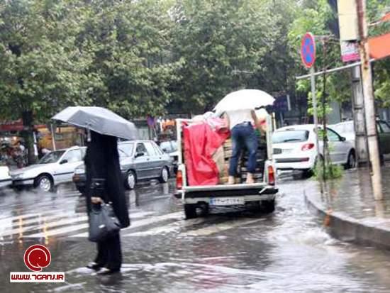 آستارا - باران