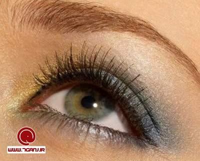 چشم عسلي