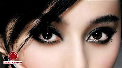 چشم مشكي
