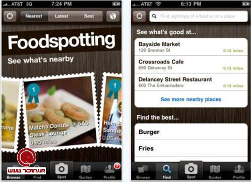 FoodSpotting_iPhoneApp