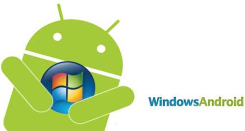 WindowsAndroid