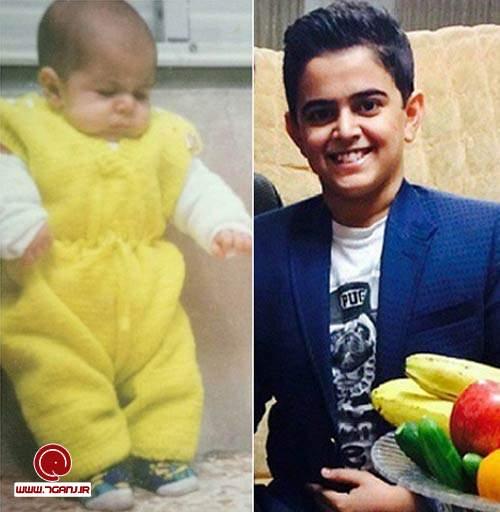 تولد 19 سالگي امير محمد