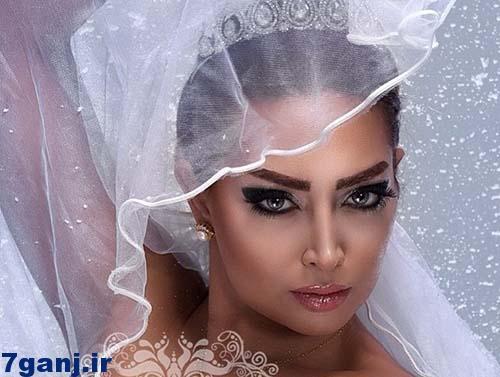 ميكاپ عروس