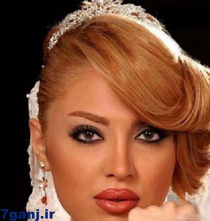 مدل آرايش عروس