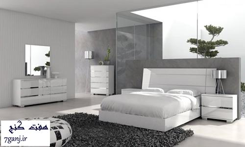 مدل تختخواب مدرن 2015