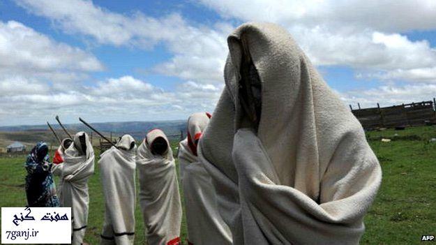 جشن ختنه سوران در آفريقاي جنوبي