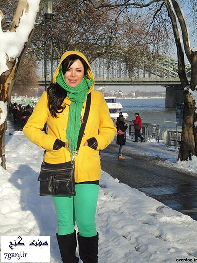 نتیجه تصویری برای بازیگران ایرانی که در خارج زندگی میکنند